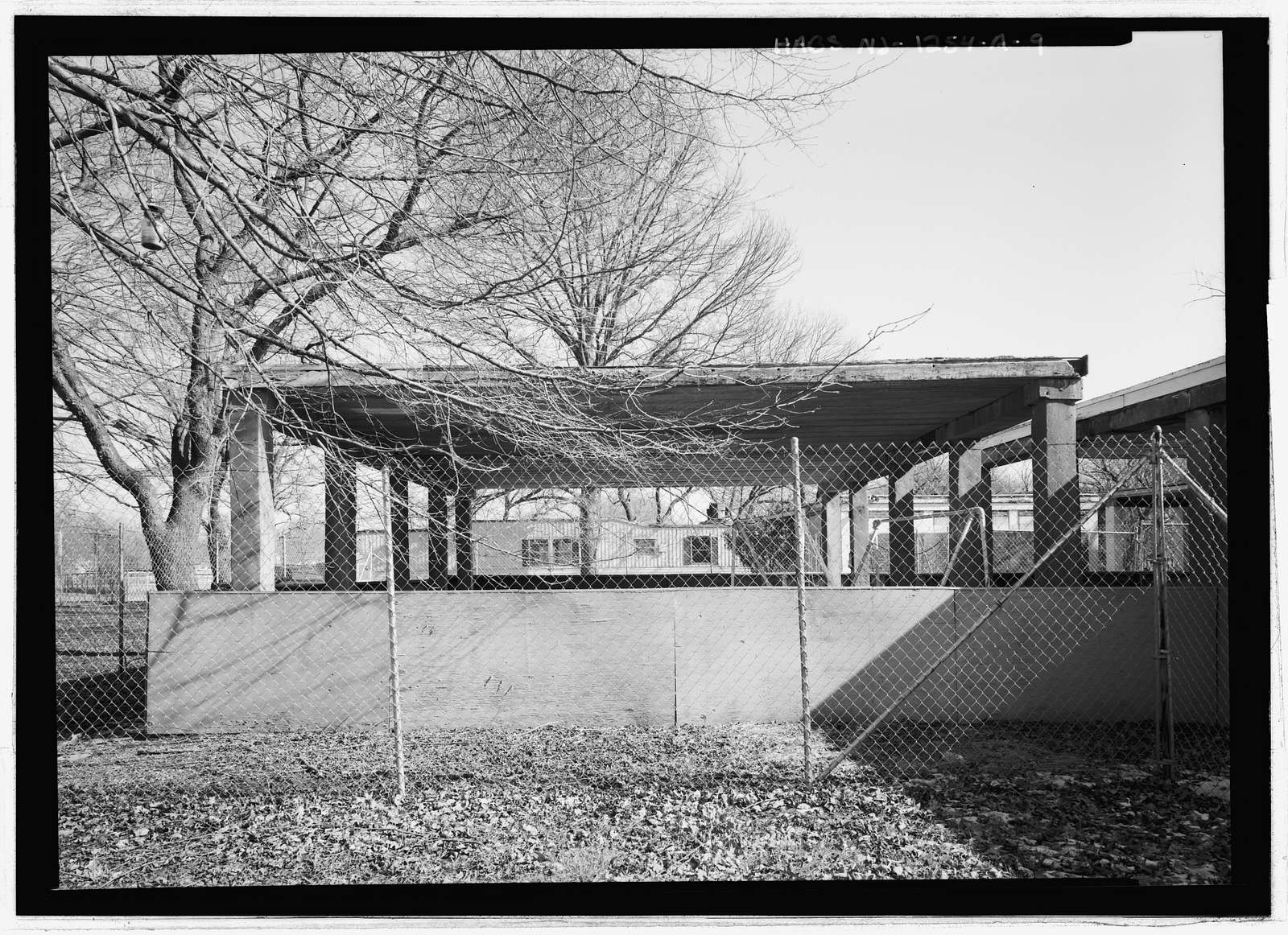 Trenton Jewish Community Center, Day Camp Pavilions, 999 Lower Ferry Road, Ewing, Mercer County, NJ
