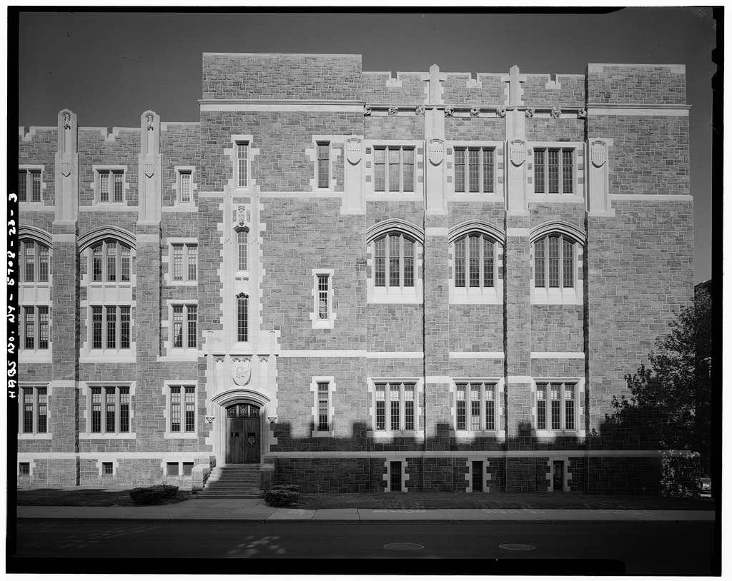 U. S. Military Academy, East Academic Building, West Point, Orange County, NY