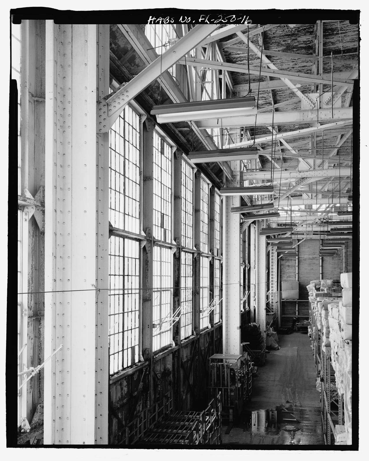 U.S. Naval Air Station, Aircraft Repair Shop, Pensacola, Escambia County, FL
