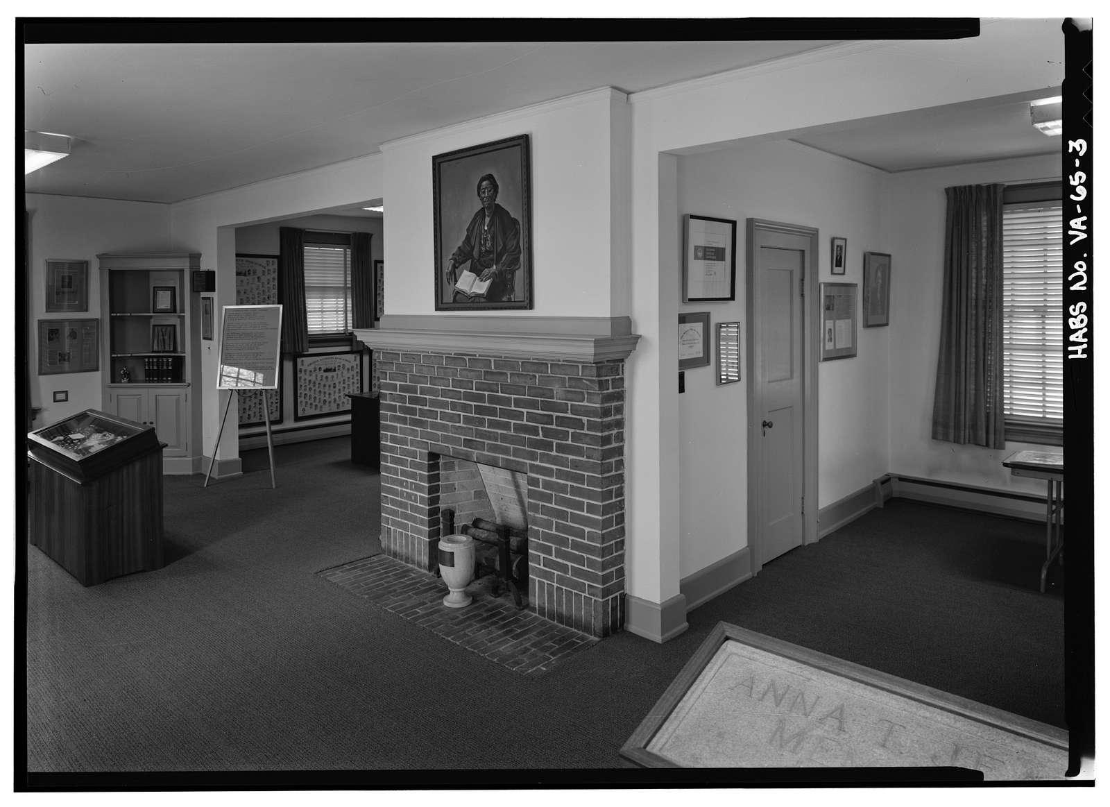 Viginia E. Randolph Cottage, 2200 Mountain Road, Glen Allen, Henrico County, VA