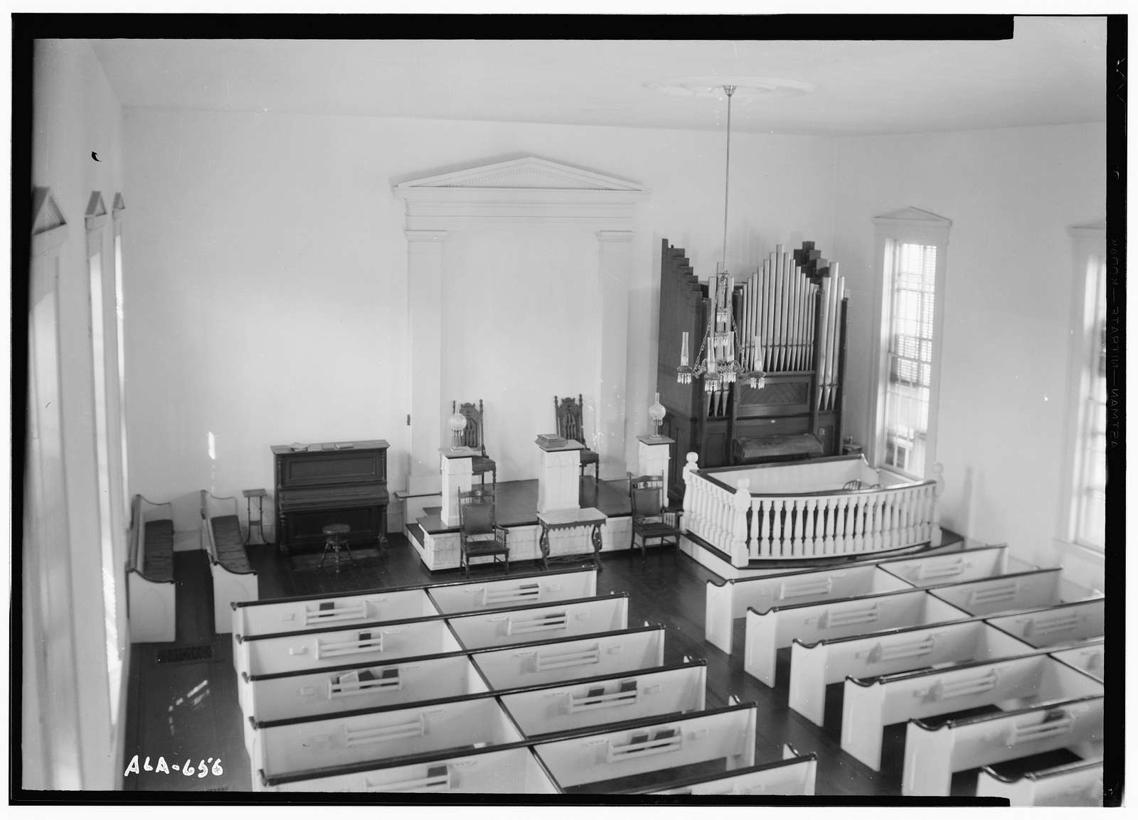 Wetumpka Presbyterian Church, West Bridge & North Bridge Streets, Wetumpka, Elmore County, AL