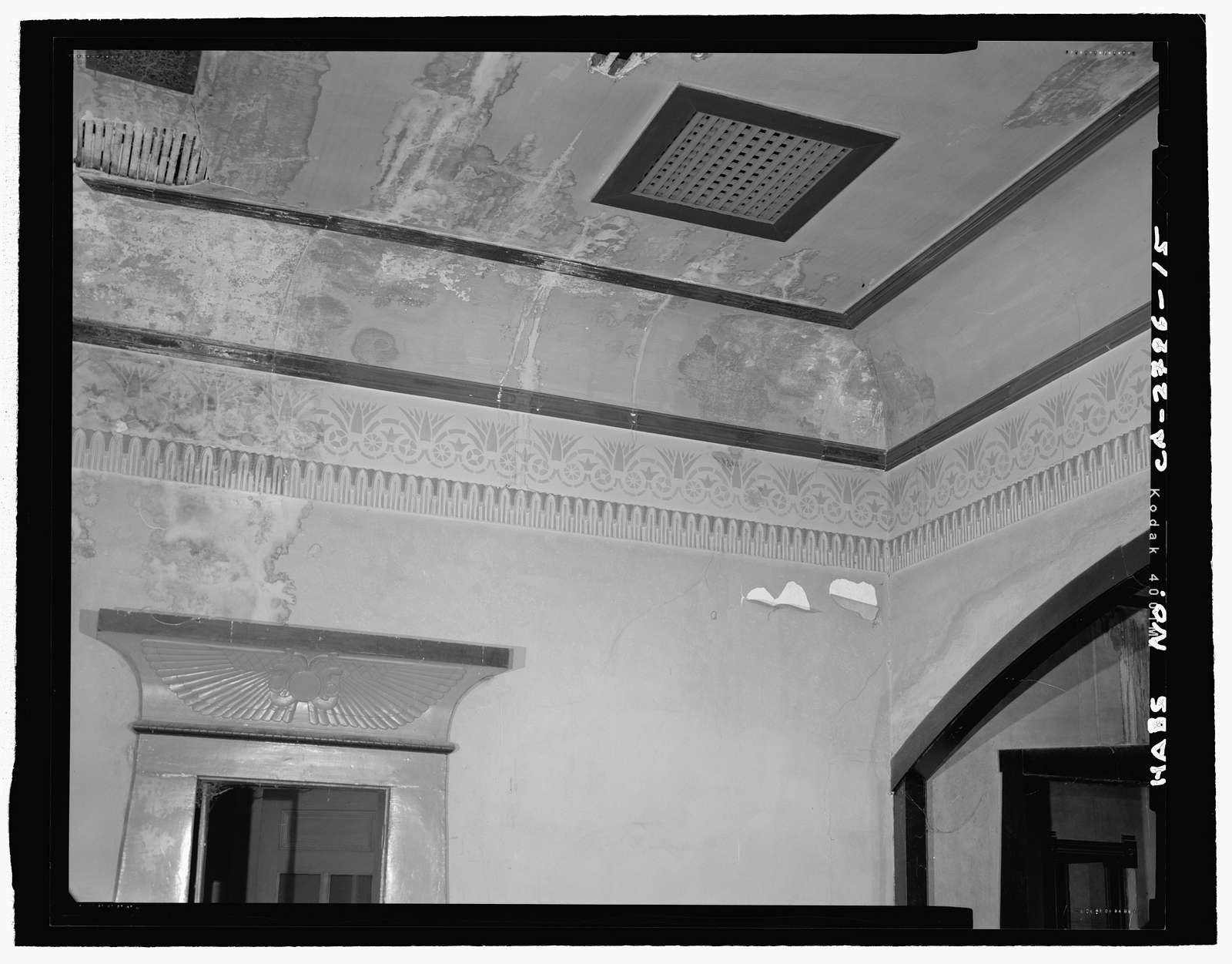 Bower Building, 409-413 East Weber Avenue, Stockton, San Joaquin County, CA