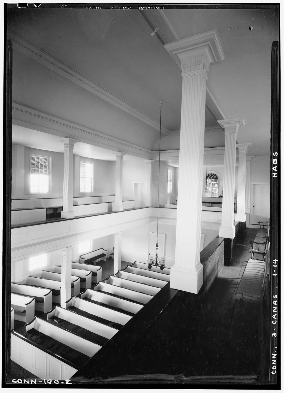 Congregational Church, South Canaan, Litchfield County, CT