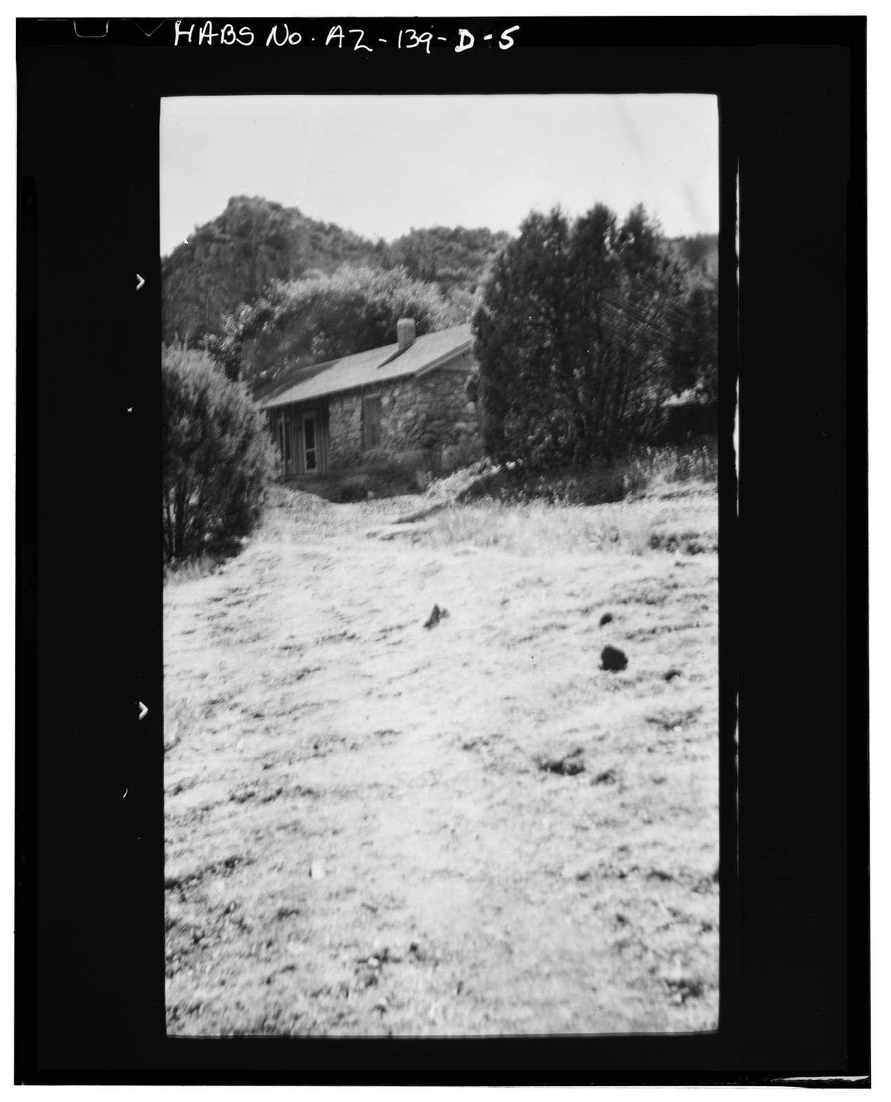 Faraway Ranch, Guest Quarters-Bunkhouse, Willcox, Cochise County, AZ