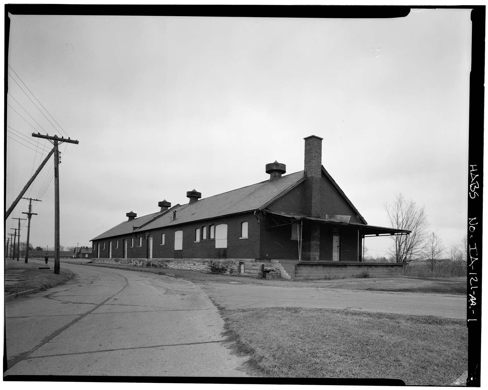 Fort Des Moines Historic Complex, Building No. 135, Des Moines, Polk County, IA