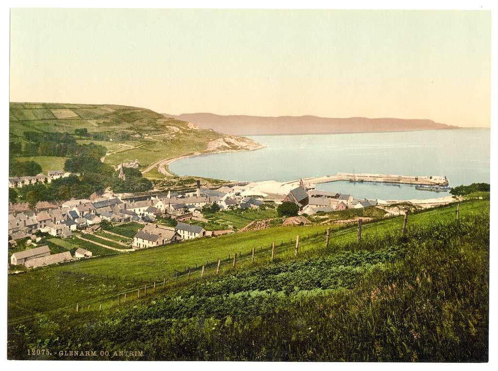[Glenarm. County Antrim, Ireland]