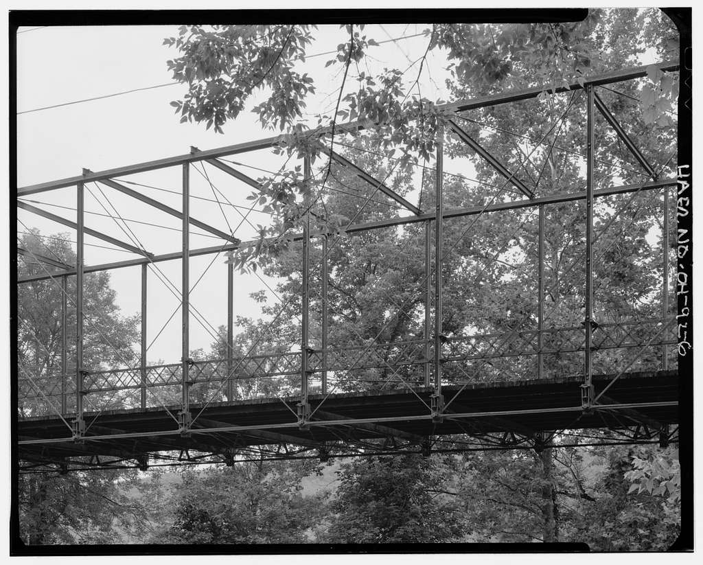Howard Bridge, County Route 35 spanning Kokosing River, Howard, Knox County, OH