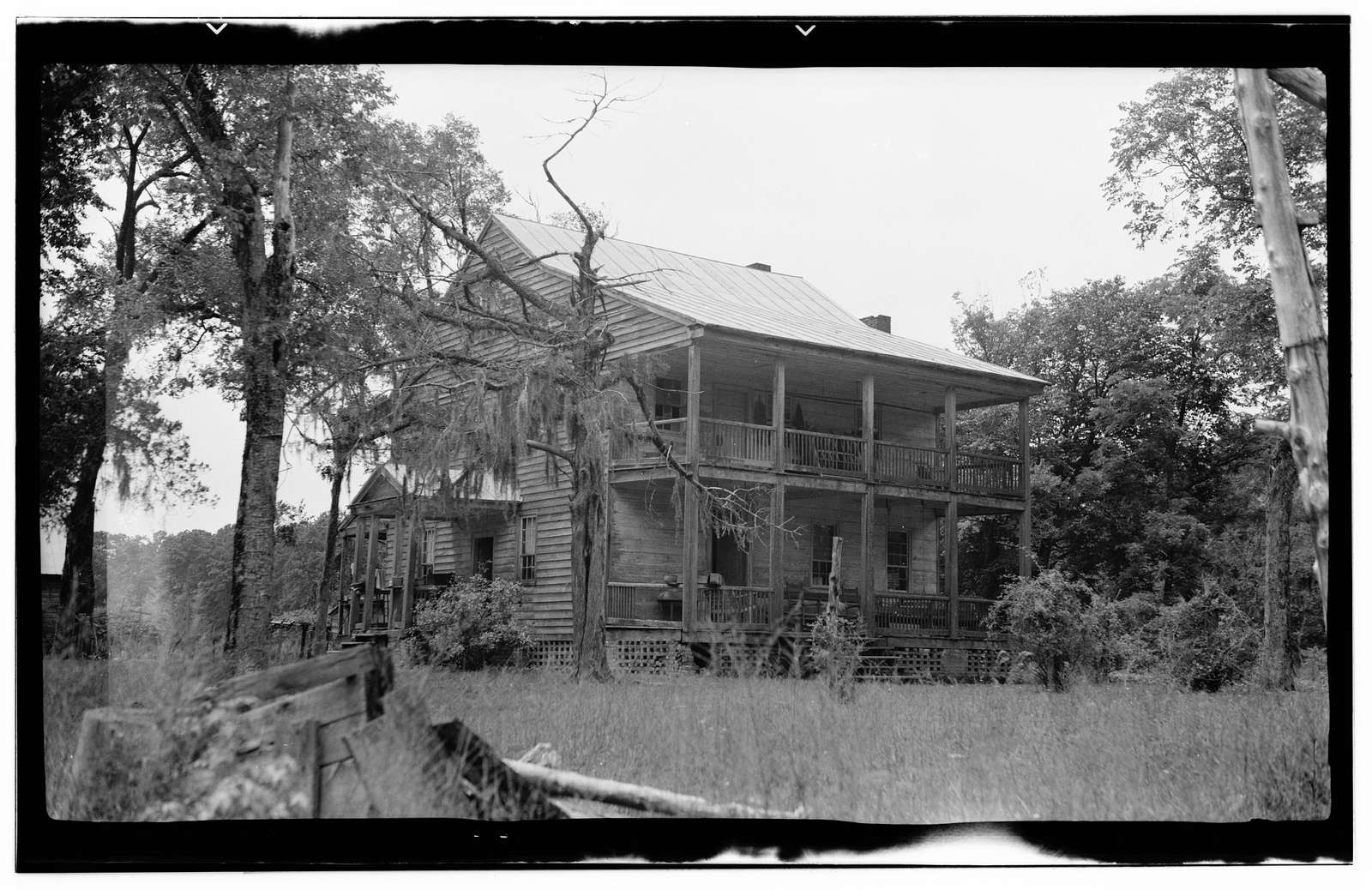 James Harrell House, State Route 1347, Bethel, Perquimans County, NC