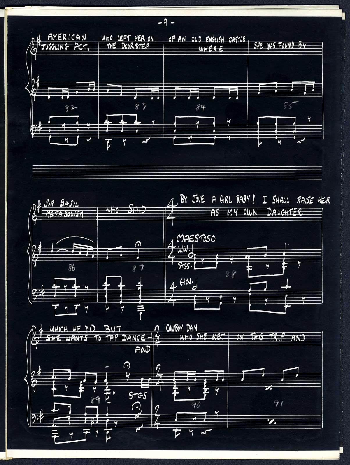 Lobby Number Decca Recording Version