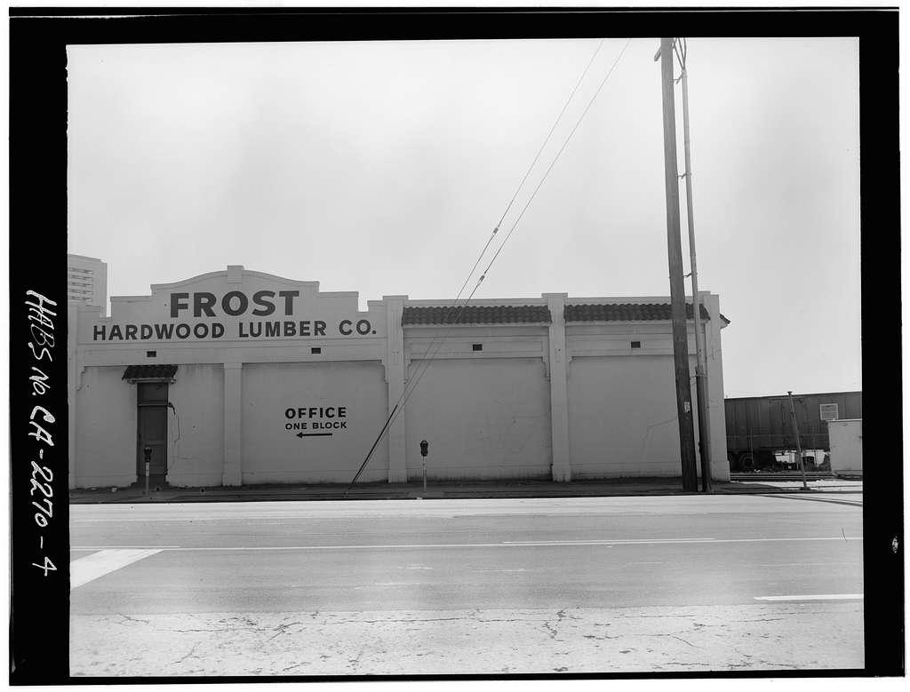 Maier Brewing Company Warehouse, 505 West Market Street, San Diego, San Diego County, CA