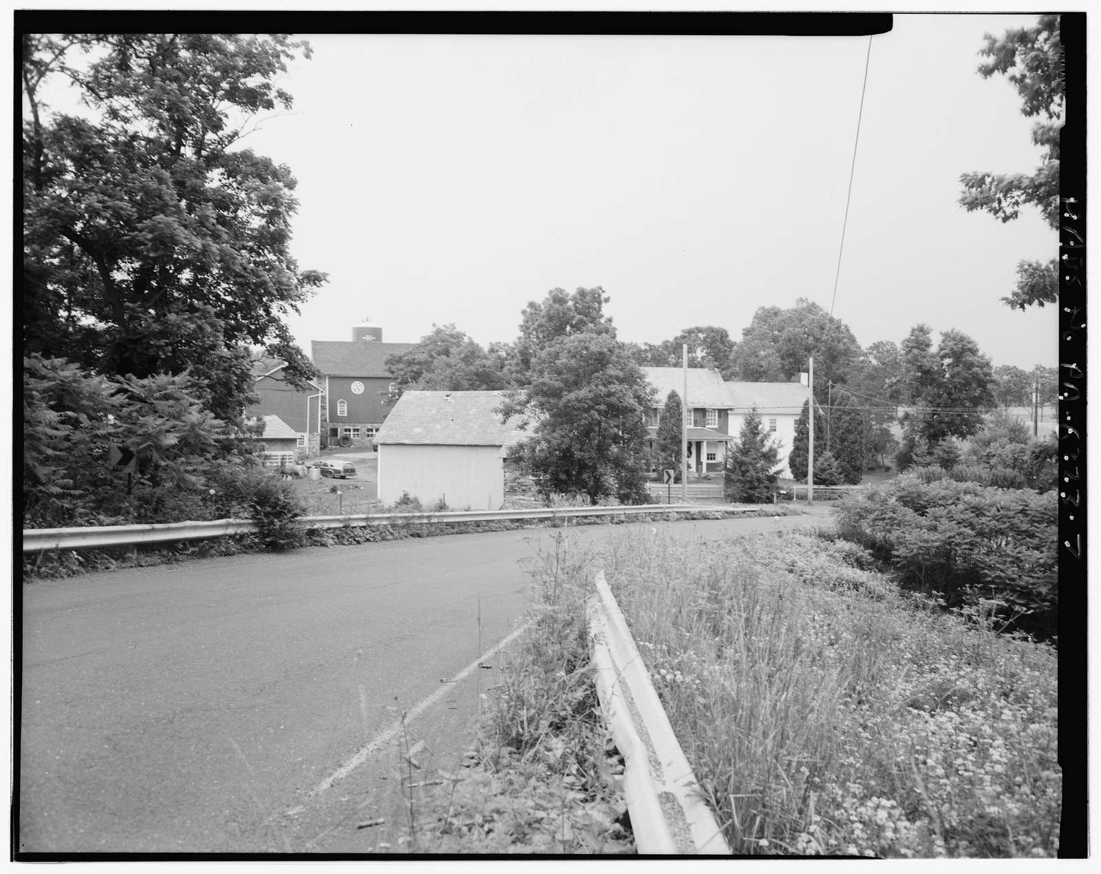 Meadowbrook Farm, Slifer Log Kitchen, 2655 Slifer Valley Road, Springtown, Bucks County, PA