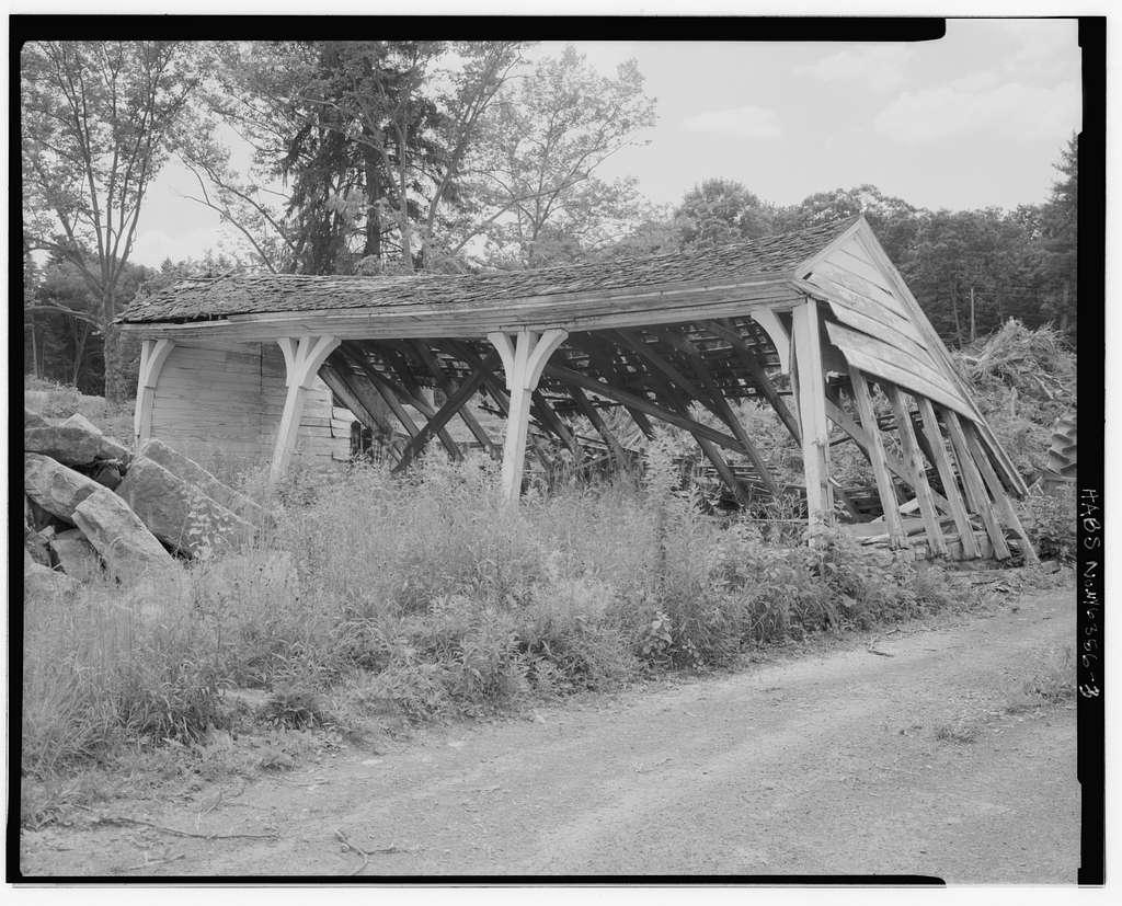 Migel Estate & Farm, Orange Turnpike at Mombasha & Harriman Heights Roads, Monroe, Orange County, NY