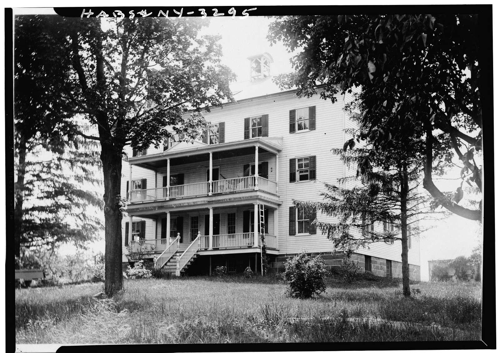 Shaker North Family Dwelling House, Albany Shaker Road, Colonie Township, Watervliet, Albany County, NY