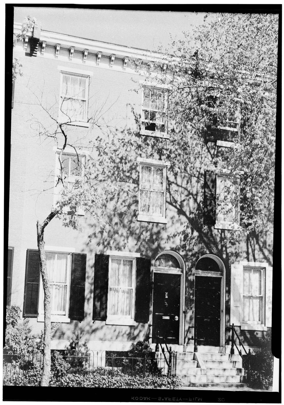 Southeast Area Survey, Sixth & G Streets (Synagogue), 132-144 & 900-905 Eleventh Street (Row Houses), 215 Second Street (House), Seventh & G Streets (School), 214 First Street (House), Washington, District of Columbia, DC