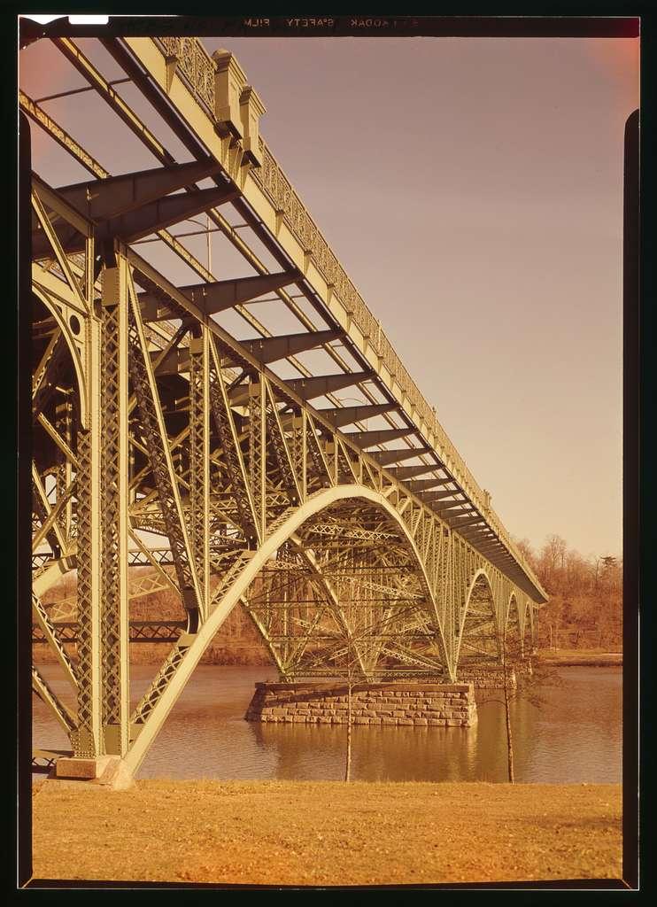 Strawberry Mansion Bridge, Ford Road & East River Drive, Philadelphia, Philadelphia County, PA