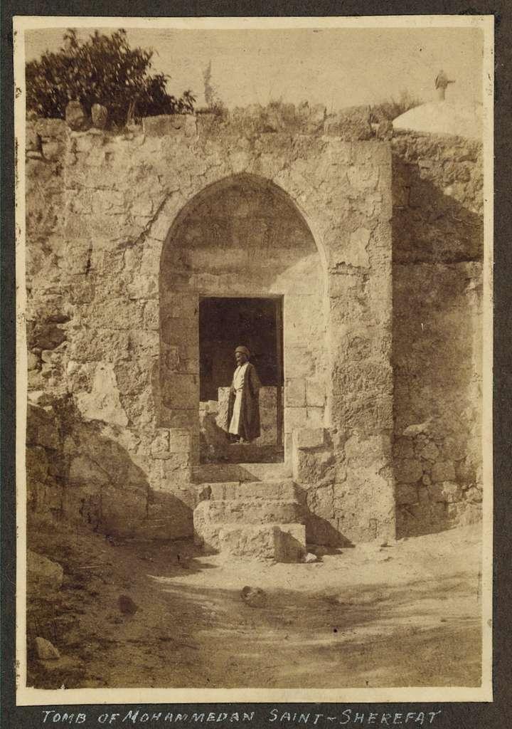 Tomb of Mohammedan Saint, Sherefat