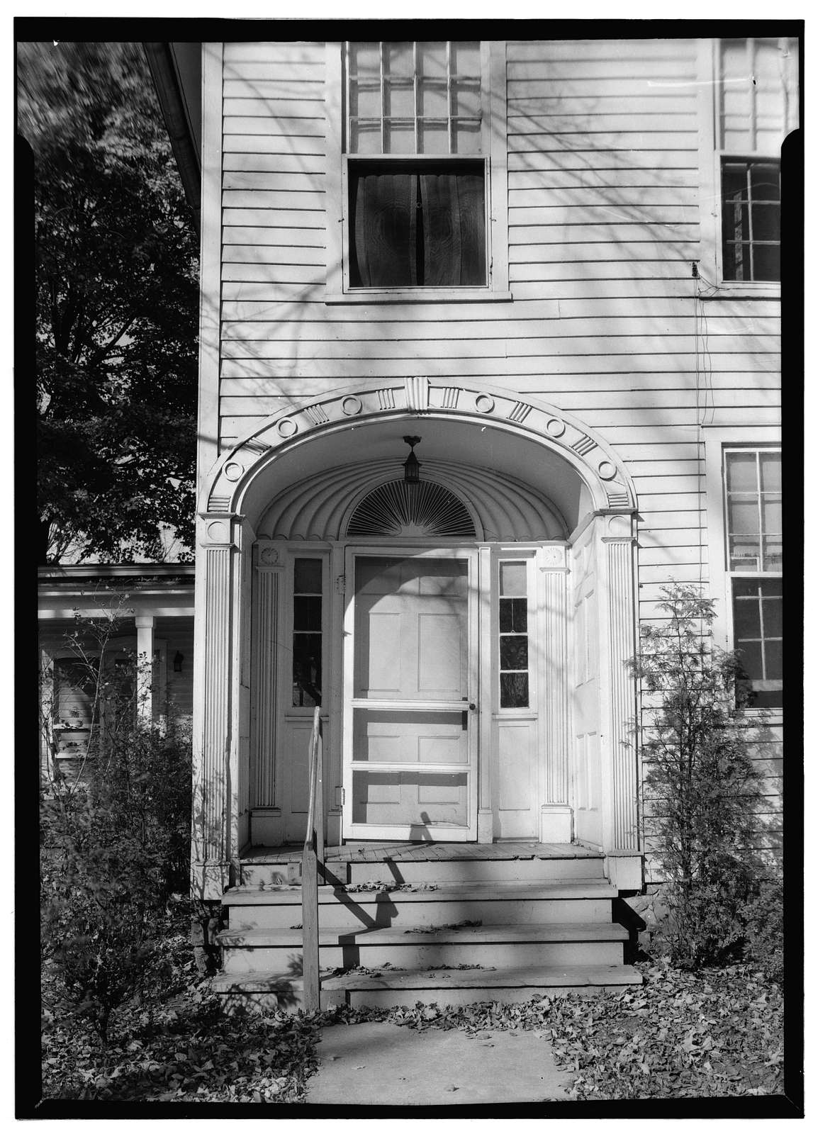 Western Reserve Academy, Bliss-Slaughter House, 79 Hudson Street, Hudson, Summit County, OH
