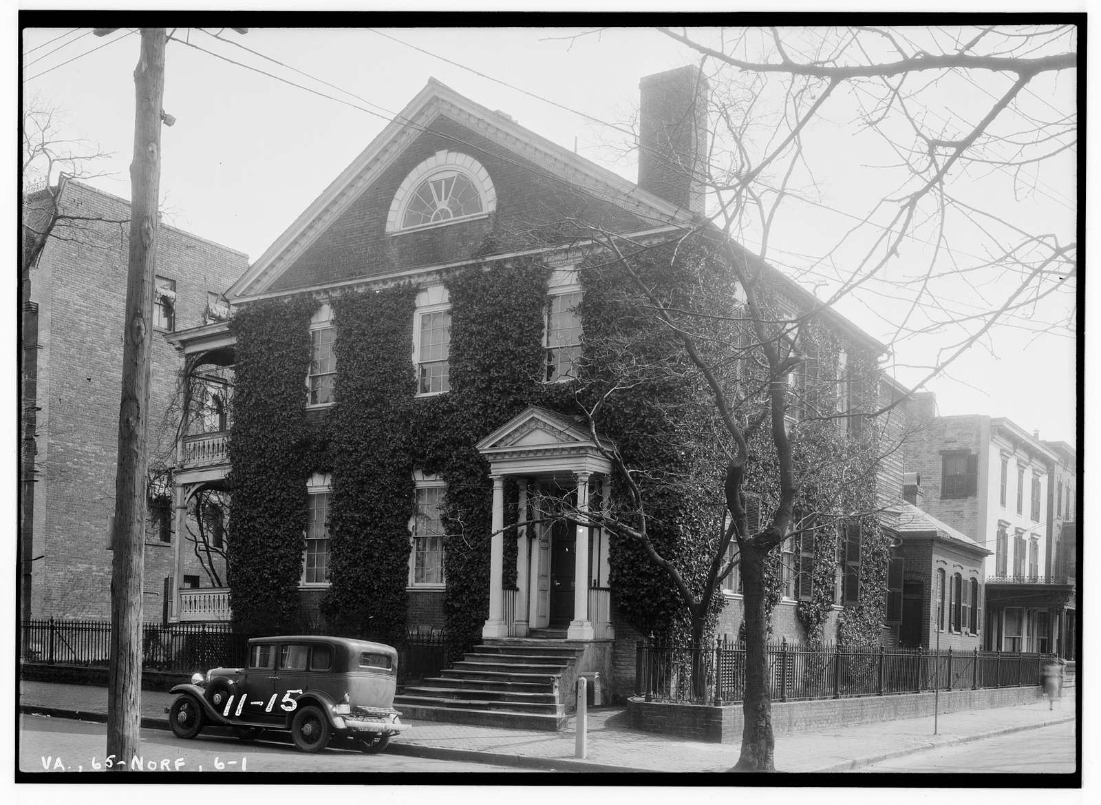 Whittle House, 225 West Freemason Street, Norfolk, Norfolk, VA