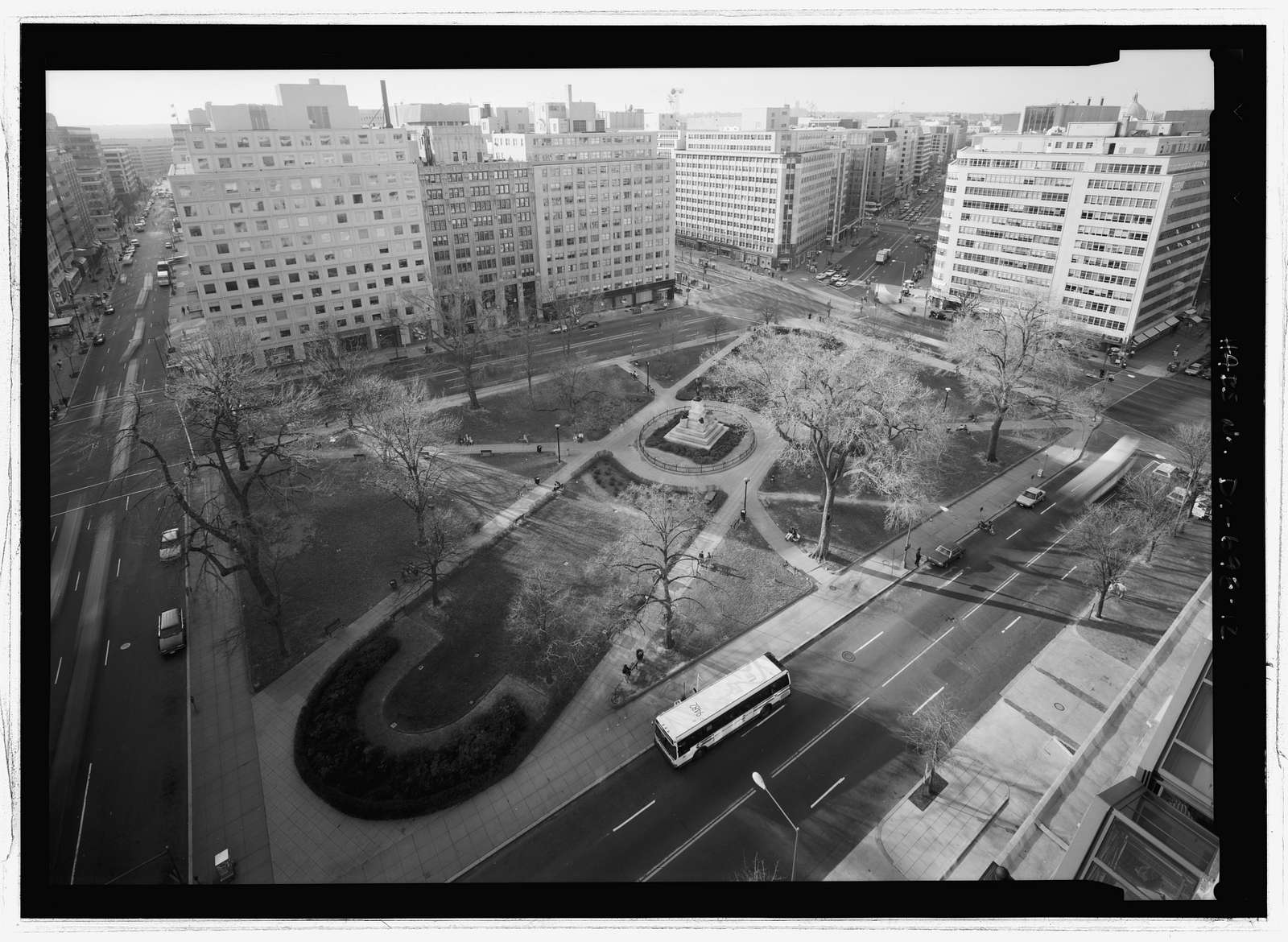 Connecticut Avenue, Washington, District of Columbia, DC