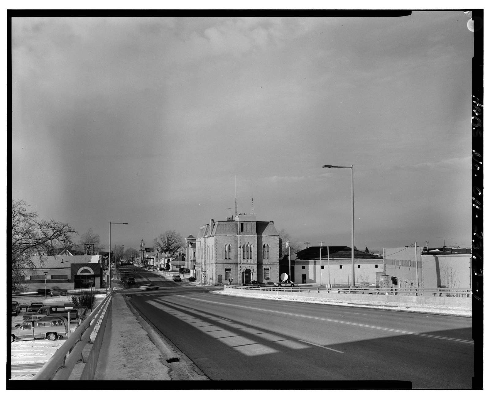 Crestline City Hall, Bucyrus & Thoman Streets, Crestline, Crawford County, OH