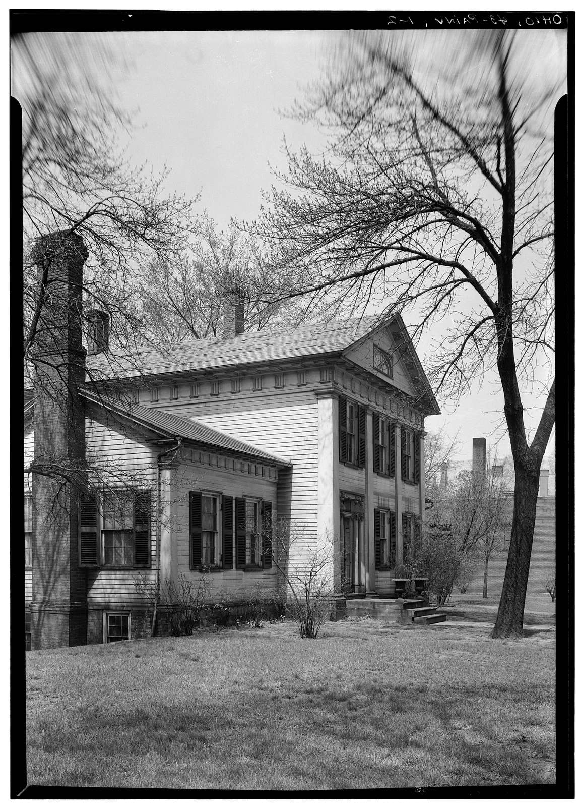 Dr. John H. Mathews House, 309 North State Street, Painesville, Lake County, OH