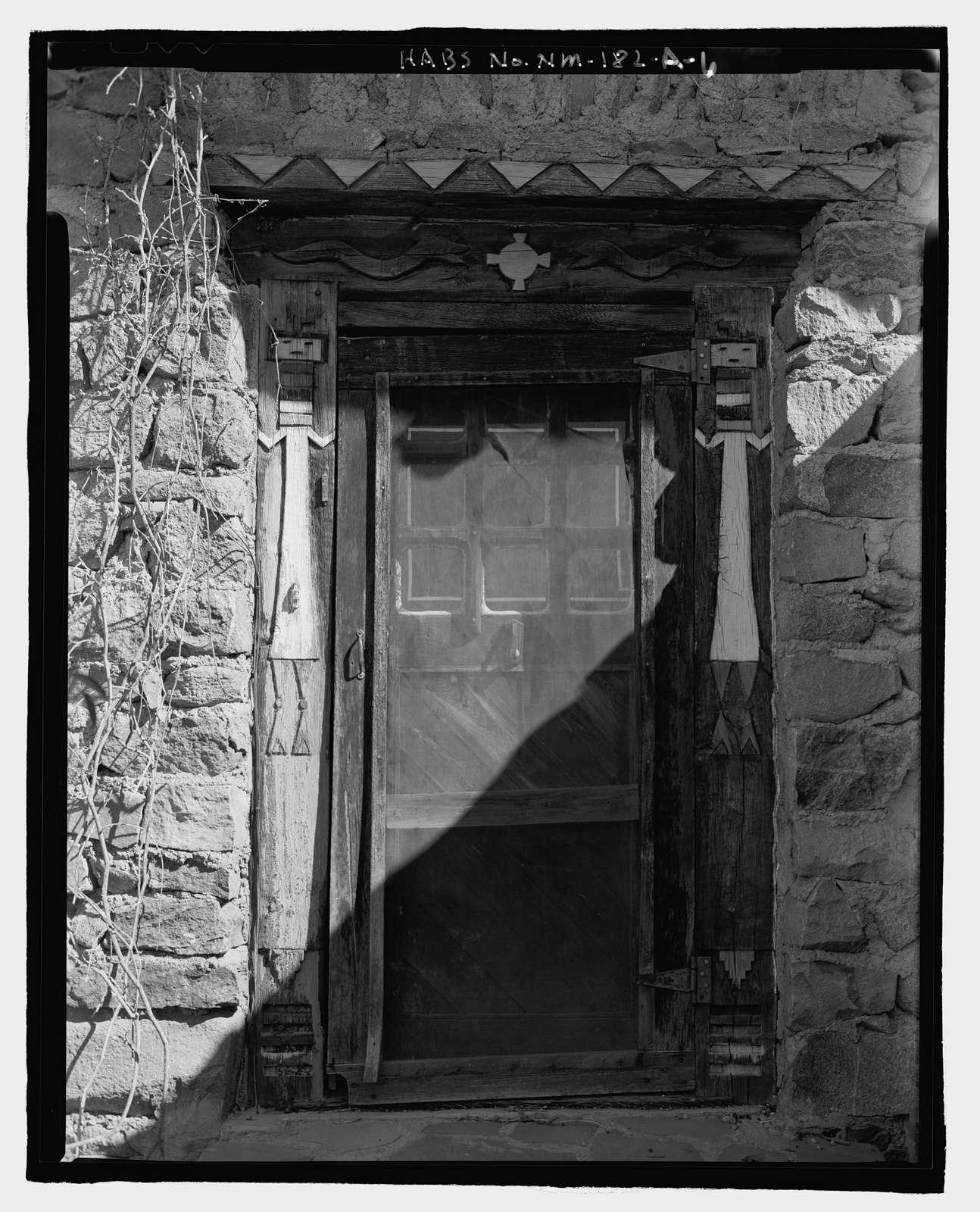 Indian Village, Ernest Thompson Seton House, Six miles southeast of Santa Fe, off U.S. Route 84-85, Seton Village, Santa Fe County, NM
