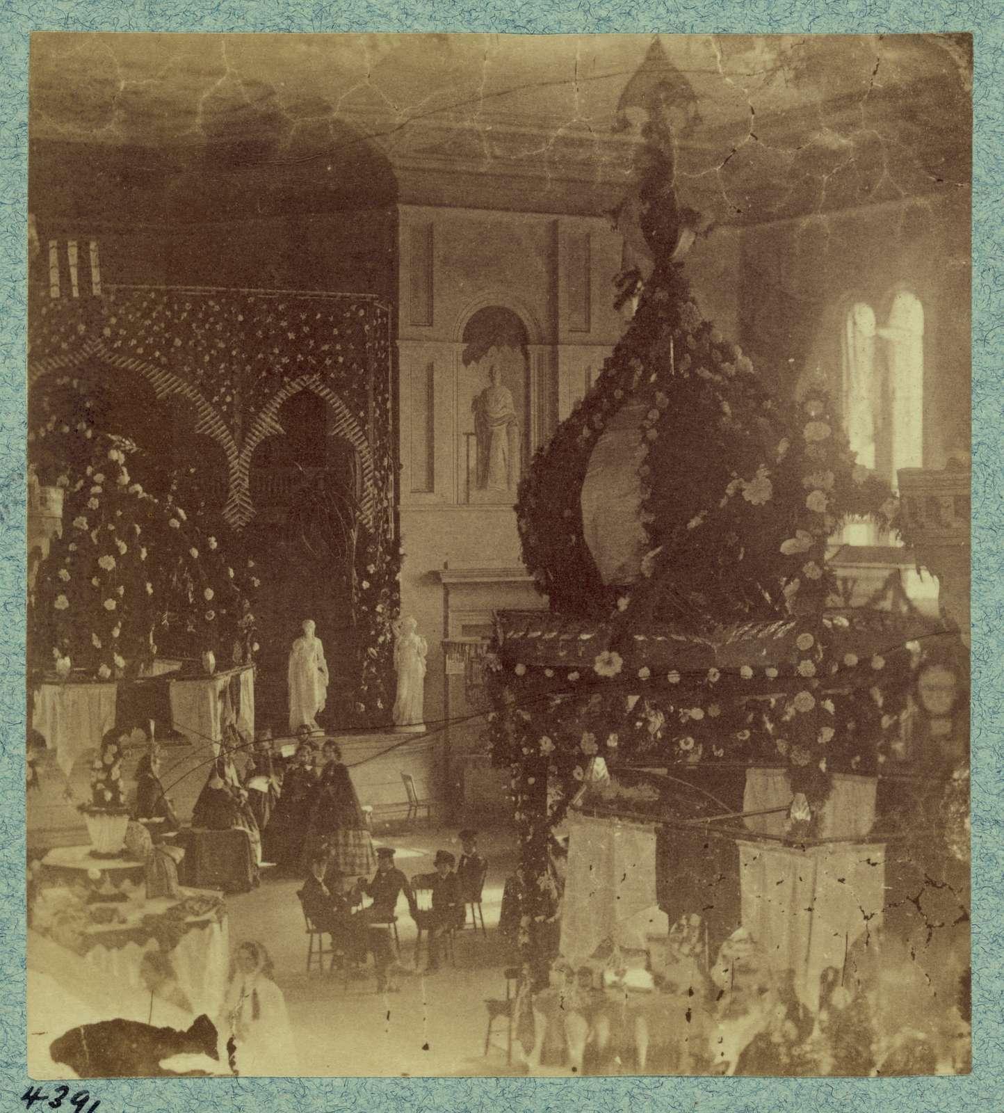 Interior of Secession Hall