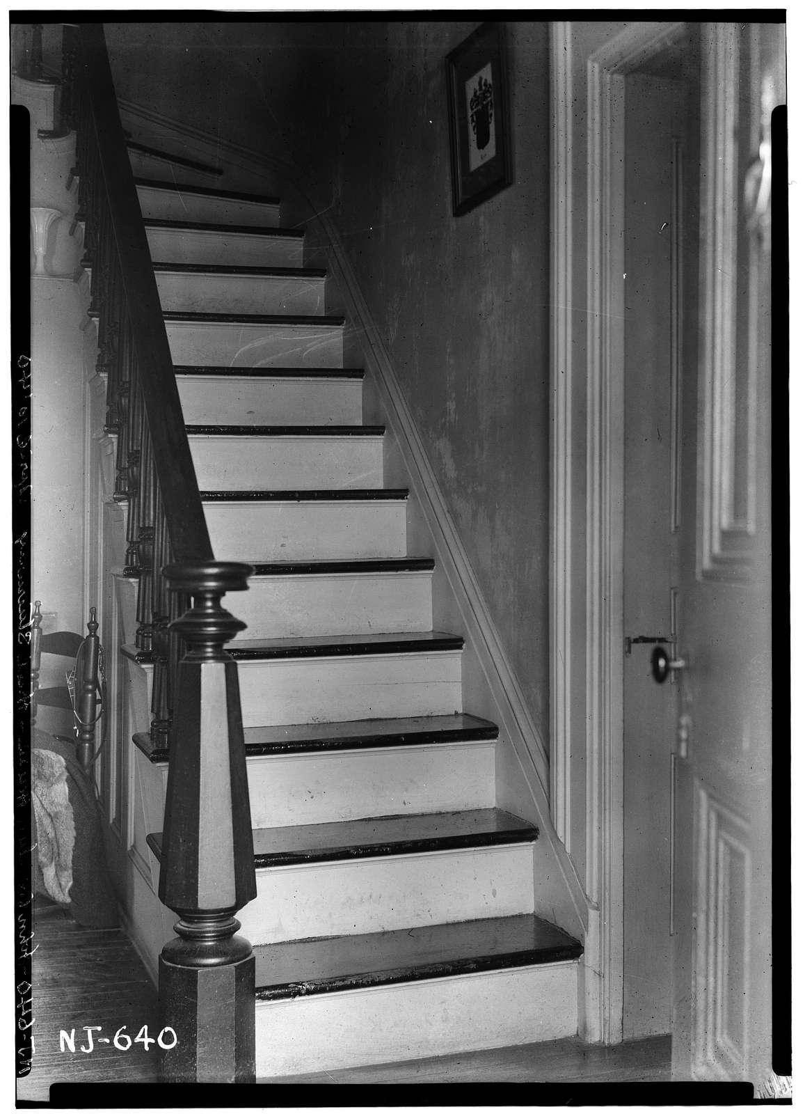 John D. Berdan House, 465 Maywood Avenue, Maywood, Bergen County, NJ