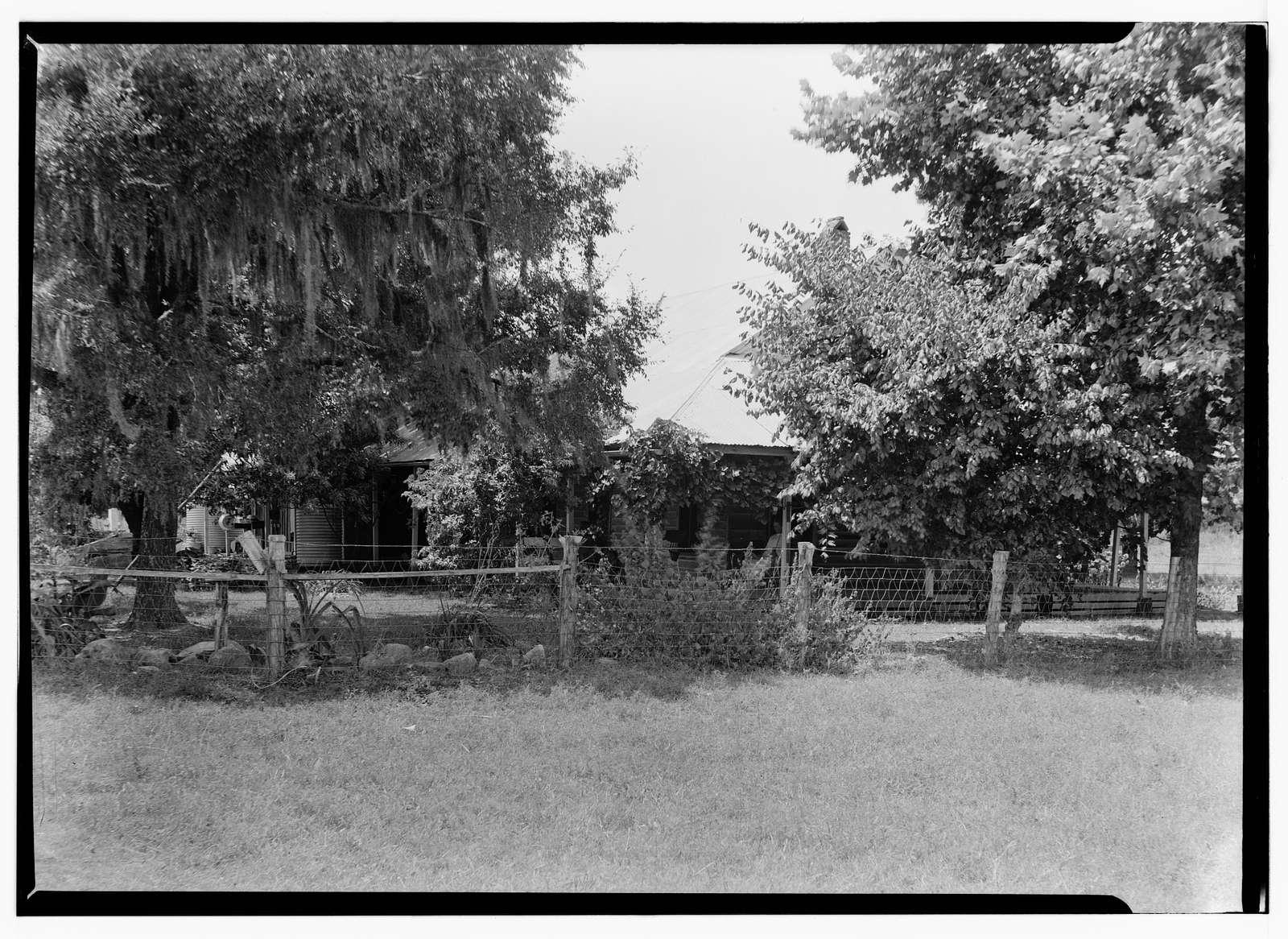 Markey's Seminary Dormitory, West edge of Plantersville, Plantersville, Grimes County, TX