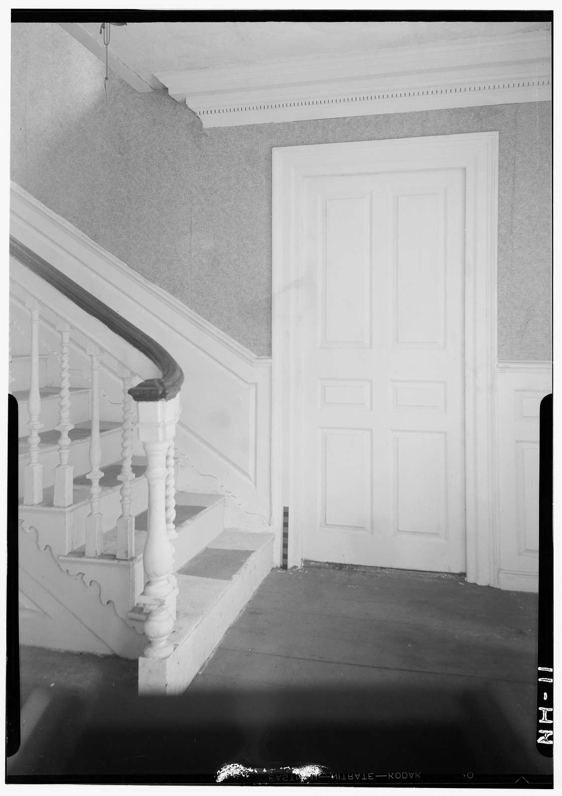 Michael Whidden House, 117 Deer Street (moved to High Street), Portsmouth, Rockingham County, NH