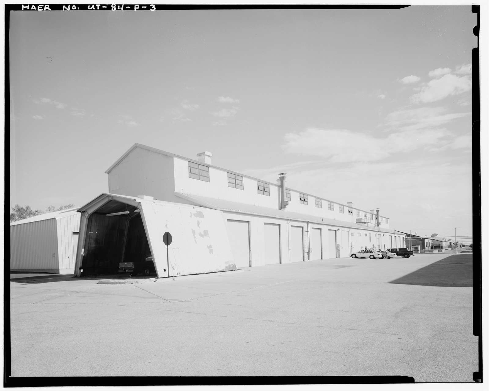 Ogden Arsenal, Ordnance Shop Building, 6073 Elm Lane, Layton, Davis County, UT