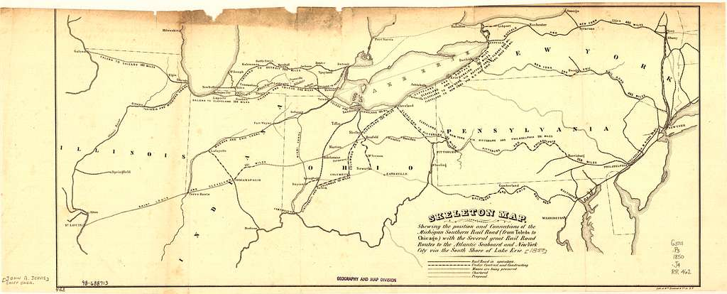 Skeleton map, showing the position and connections of the ... on michigan interurban map, michigan manufacturing map, michigan race track map, michigan northern railroad, michigan county map, ann arbor michigan area map, michigan cell tower map, michigan major highway map, michigan logging maps, michigan government map, michigan transportation map, michigan indian springs metropark wedding, michigan marine map, michigan map lapeer mi, michigan on the map of portage mi, michigan maps of the 1800s, map of michigan road map, center line mi map, michigan map with zoom, st. joseph michigan on a map,