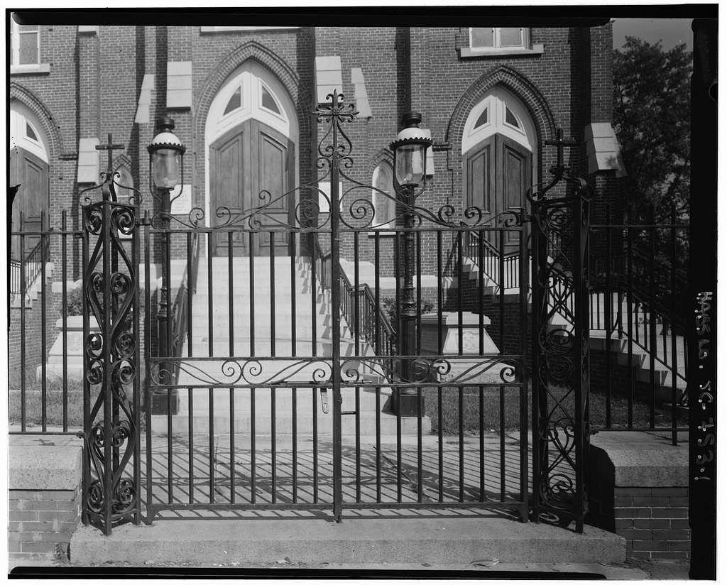 St. Peter's Roman Catholic Church, 134 St. Philip Street, Charleston, Charleston County, SC