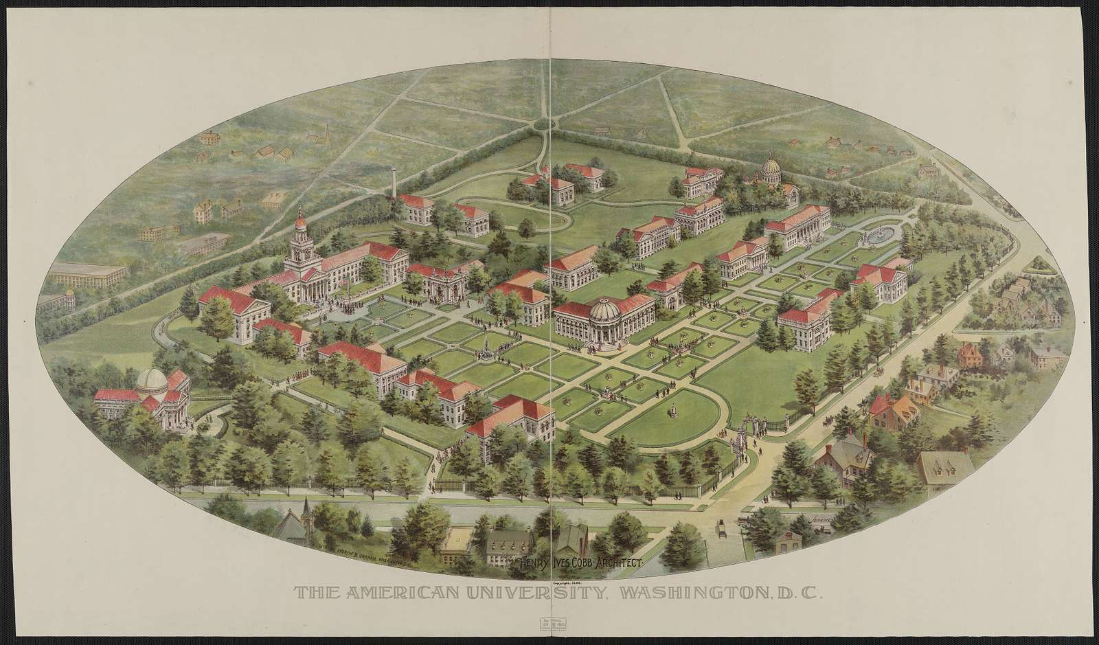 The American University, Washington, D.C.