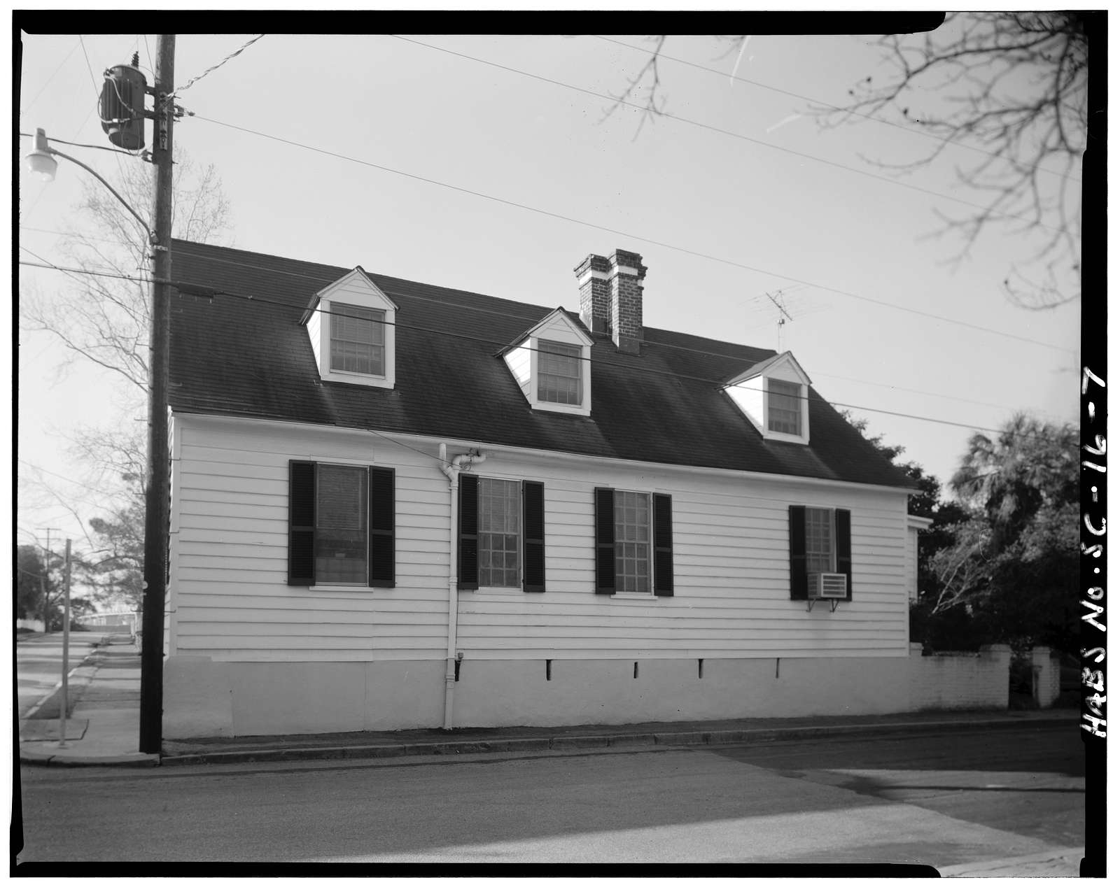 Thomas Hepworth House, 214 New Street, Beaufort, Beaufort County, SC