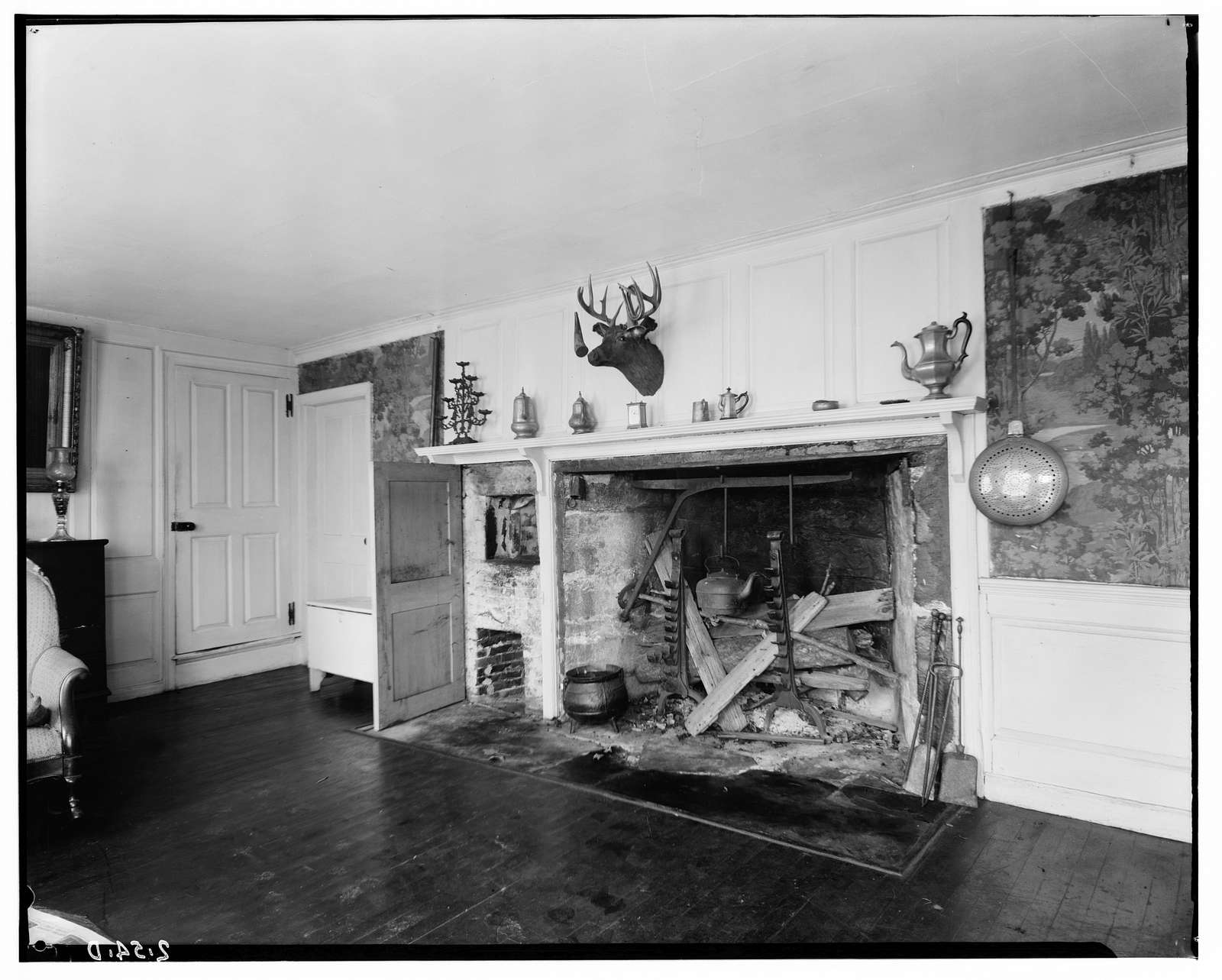 William Brattle Jr. House, 626 Williams Street, Pittsfield, Berkshire County, MA