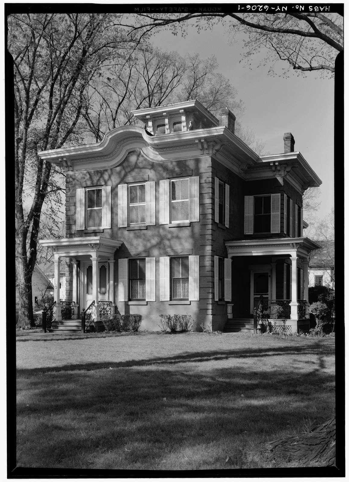 1622 South Salina Street (House), Syracuse, Onondaga County, NY