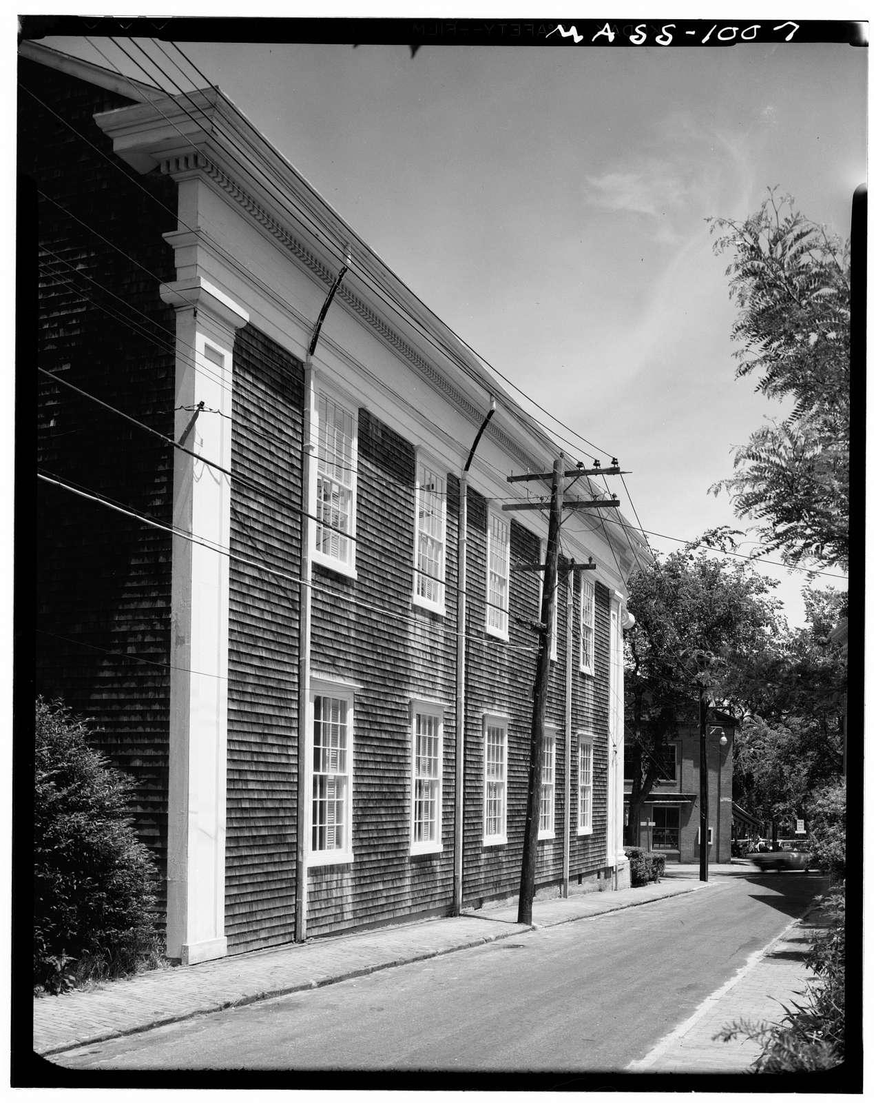Centre Street United Methodist Church, Centre & Main Streets, Nantucket, Nantucket County, MA