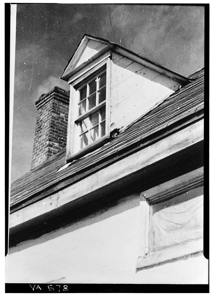 Edward Washington House, 10913 Belmont Boulevard, Lorton, Fairfax County, VA