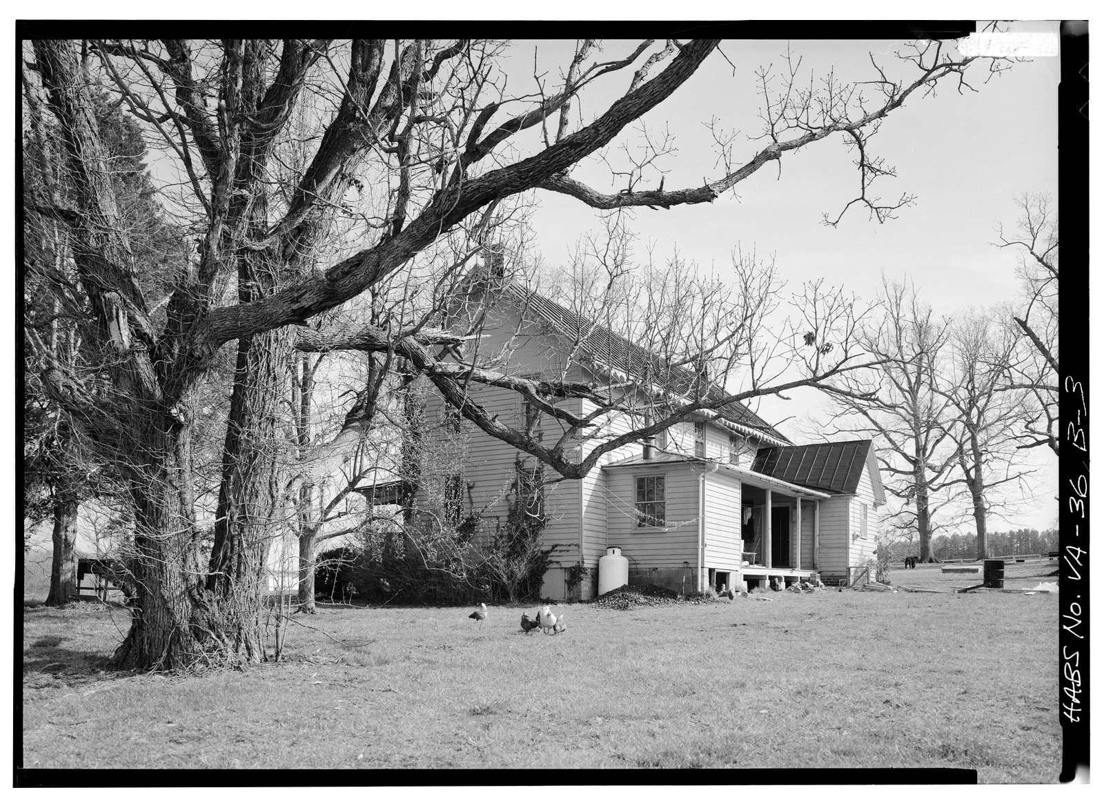 Hawkwood, Manager's House, Route 15, Gordonsville, Orange County, VA