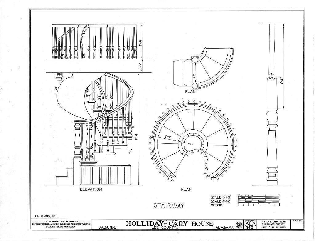 Holliday-Carey House, 360 North College Street, Auburn, Lee County, AL