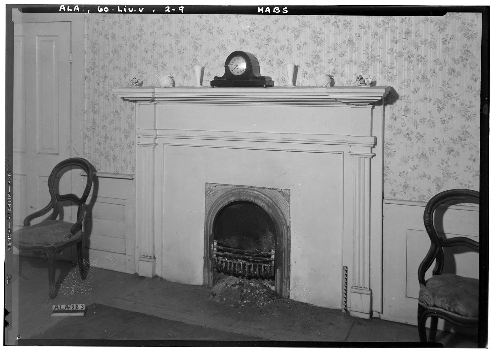 John H. Sherard House, State Road 28, Livingston, Sumter County, AL