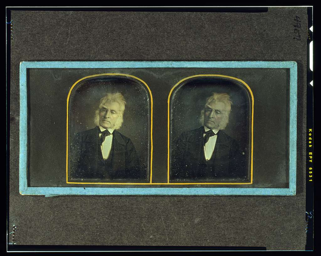 [John McAllister, half-length portrait, facing slightly left]
