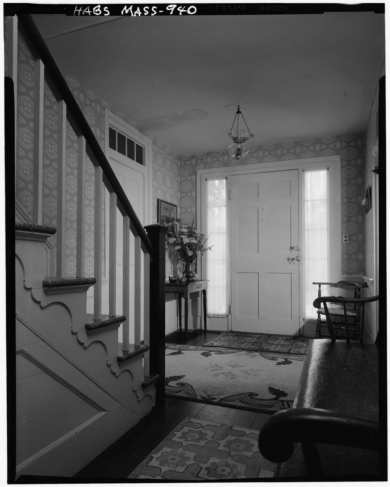 Joseph Starbuck House, 4 New Dollar Lane, Nantucket, Nantucket County, MA