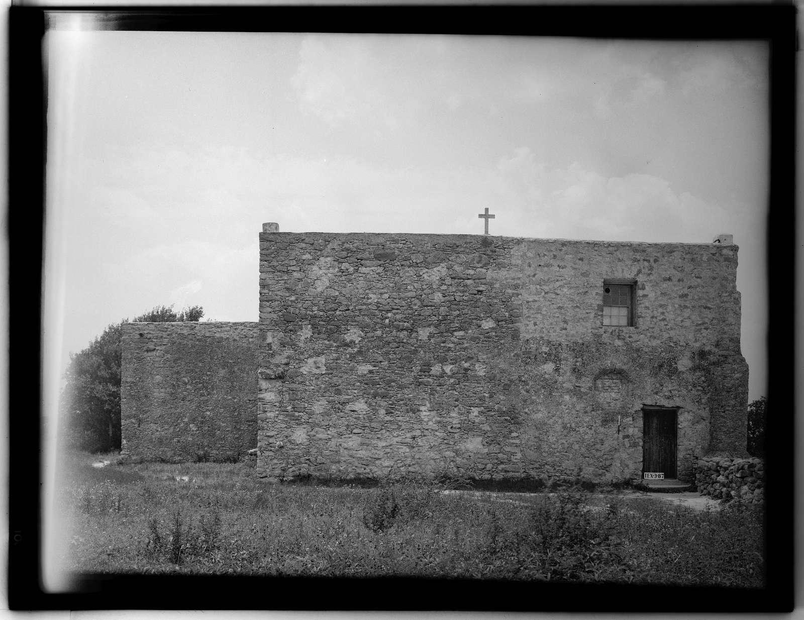 La Bahia Presidio Chapel, South on U.S. Route 183, Goliad, Goliad County, TX