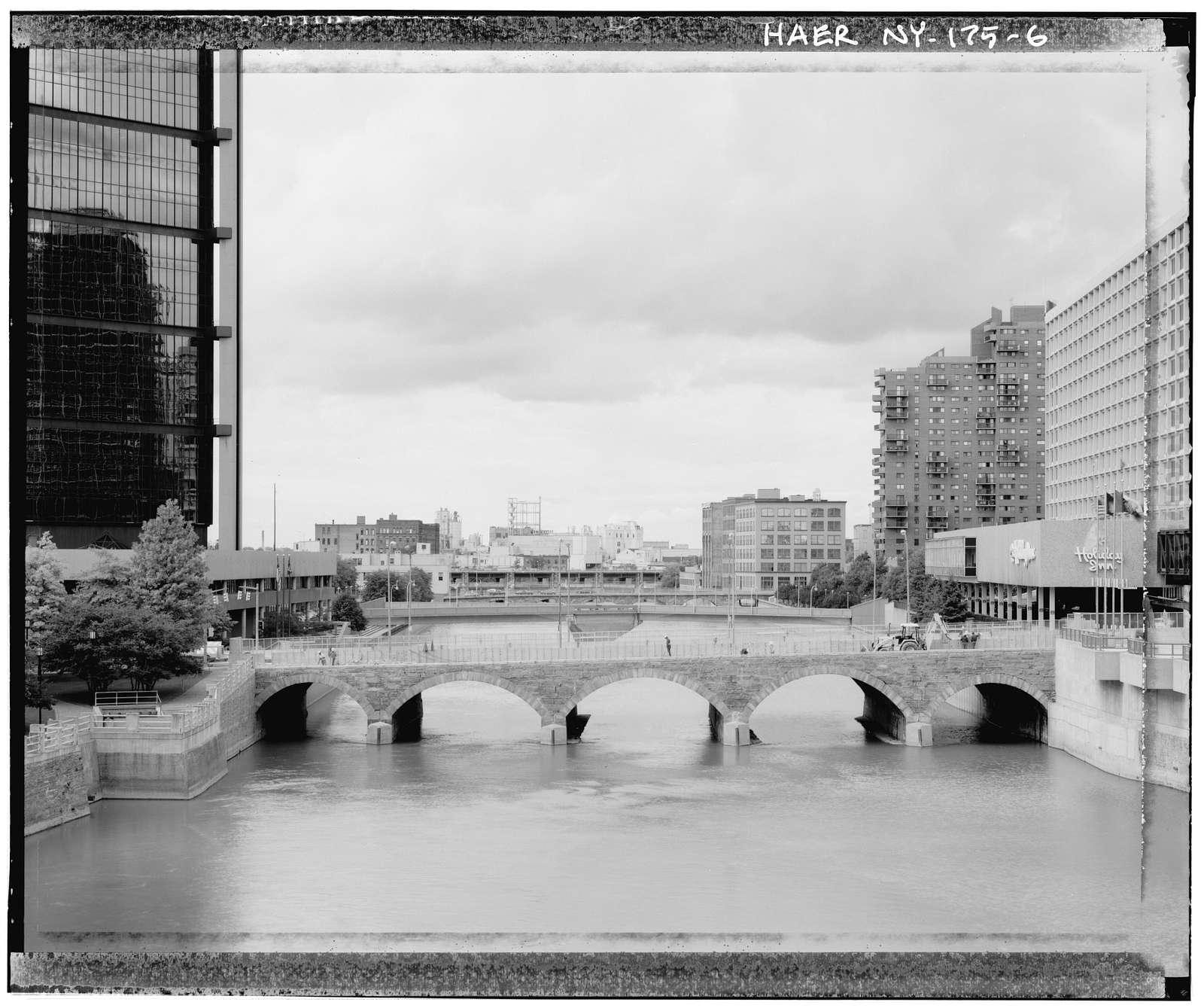 Main Street Bridge, Main Street East, spanning Genesee River, Rochester, Monroe County, NY