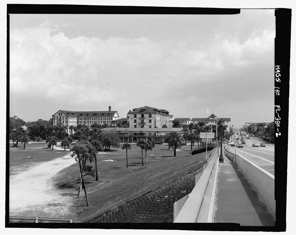 Ormond Hotel, 15 East Granada, Ormond Beach, Volusia County, FL