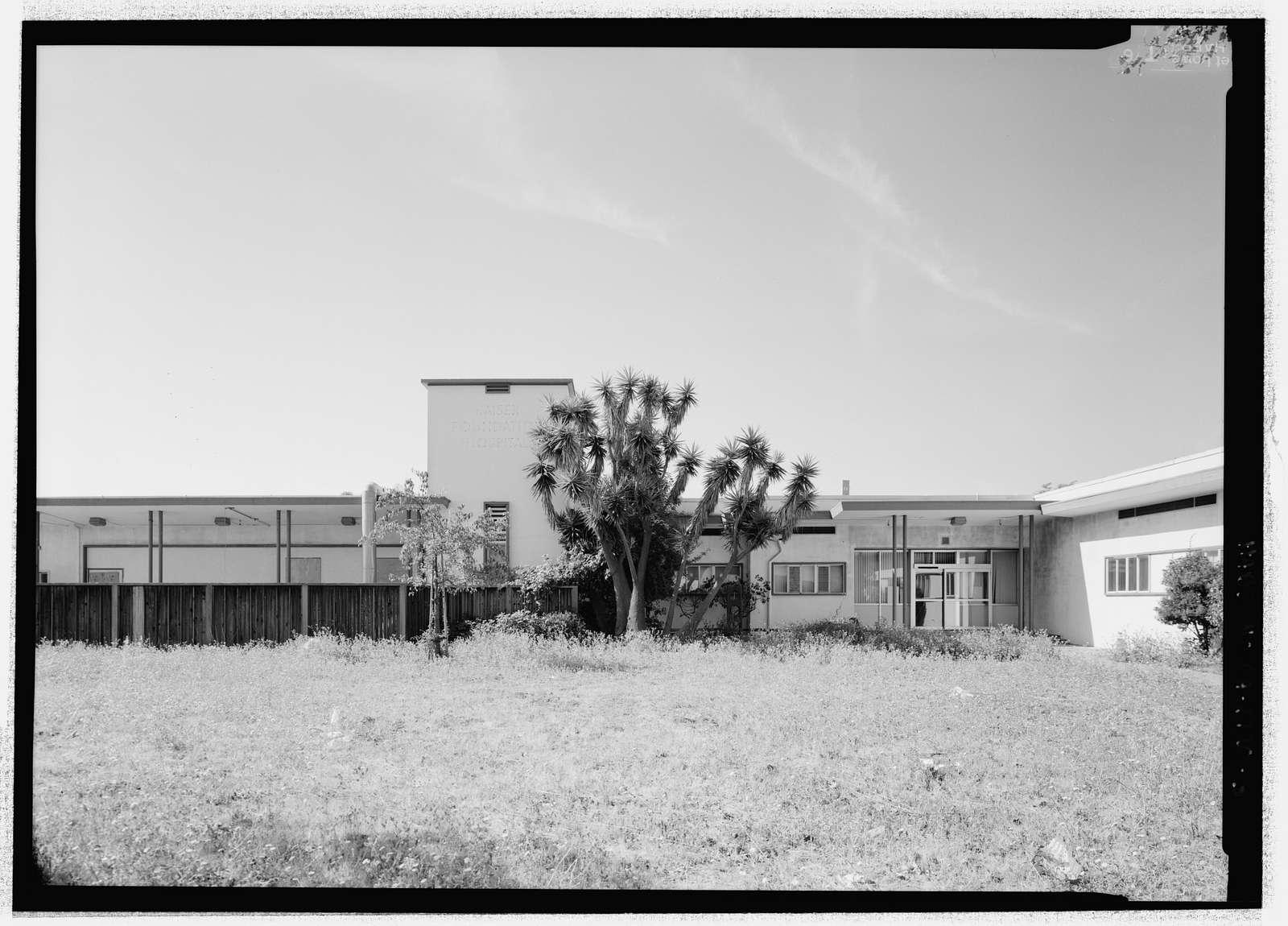 Richmond Field Hospital, 1330 Cutting Boulevard, Richmond, Contra Costa County, CA