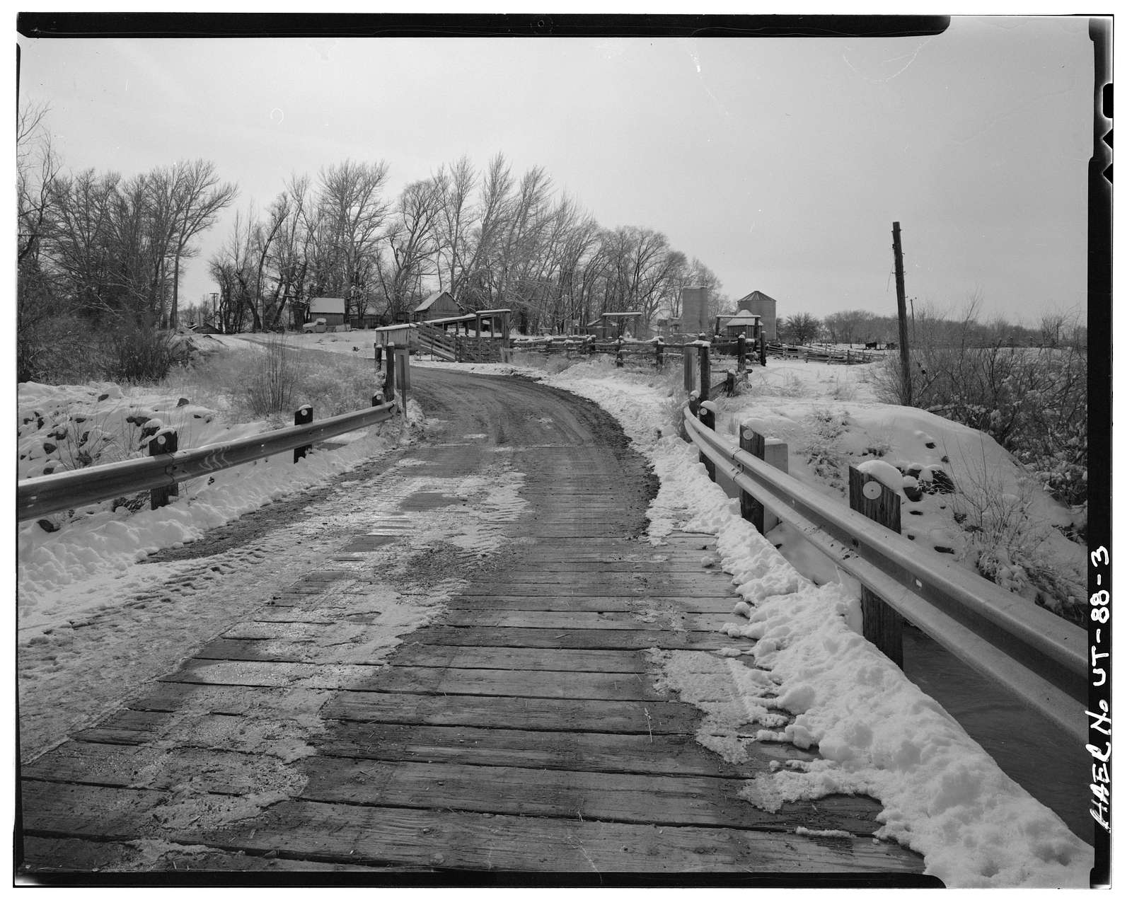 Sevier River Bridge, Spanning Sevier River approximately 300 meters North of Highway 132, Leamington, Millard County, UT
