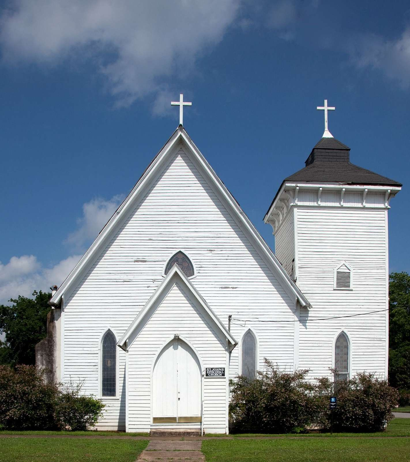 St. John's Episcopal Church, Tuscumbia, Alabama